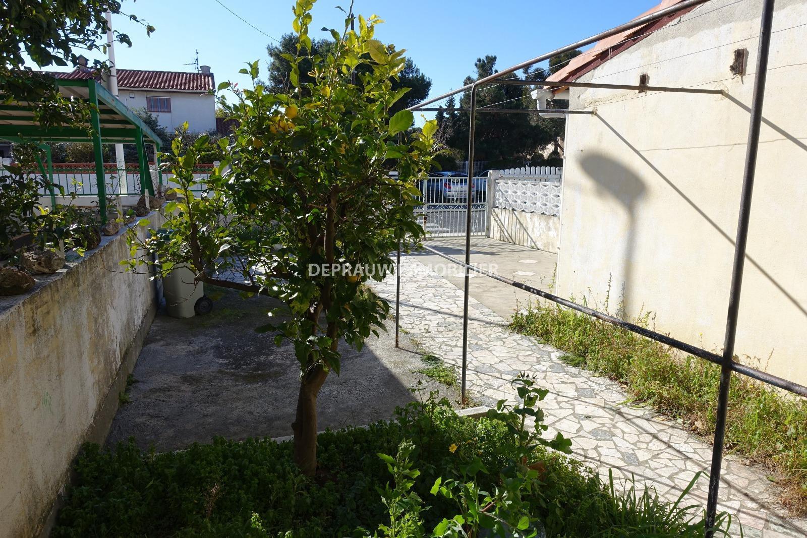 Vente perpignan nord maison t4 avec jardin et garage - Jardin en pente photos perpignan ...
